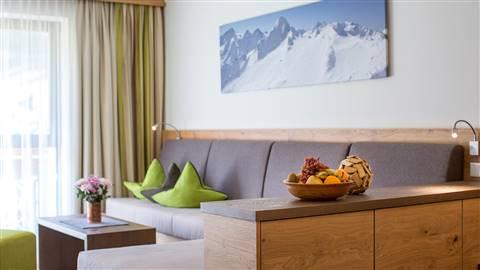 Suite Gletscherblick