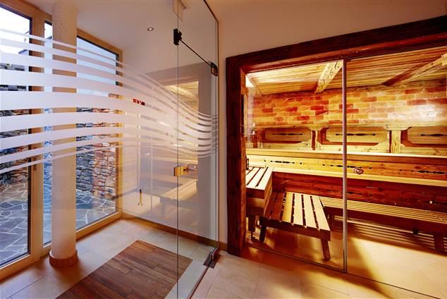 Finnish saltwater sauna